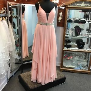 Alyce 60092 Pink size 16